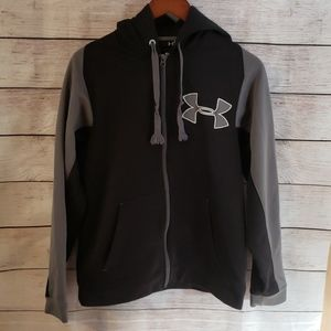 Under Armor Thick Zip Up Hoodie